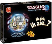 Mystery Wasgij 3 Drama bij de Opera - Puzzel - 1000 stukjes
