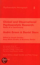 Clinical and Observational Psychoanalytic Research
