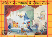 Puzzelman Puzzel - Bommel en Tom Poes - Aan tafel
