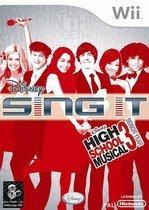 Disney Sing It High School Musical 3: Senior Year