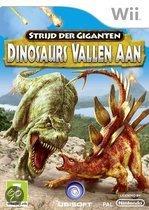 Strijd der Giganten: Dinosaurs Vallen Aan