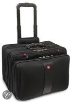 Freecom Wenger SwissGear Patriot Trolley 15.4 inch - Zwart