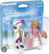 Playmobil DuoPack Graaf en Gravin - 5242