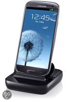 Samsung Desktop Dock EDD-D200BE (black) (o.a. voor Galaxy S3 mini,Galaxy S, Galaxy S2, Galaxy S3, Note 2, Galaxy Gio)