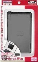 Gametech Crystal Case DS Lite - Zwart