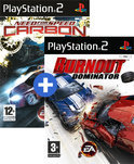 Burnout Dominator + Need For Speed: Carbon