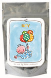 Blond Amsterdam Tea card 'Boy' (groene thee citroen)