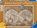 Ravensburger Puzzel - Antieke Wereldkaart