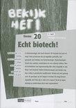 Bekijk het Bio Verzorging 2 Vmbo KGT Werkboek 20