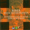 Biber: Missa Salisburgensis / Koopman, Amsterdam Baroque Choir et al