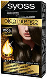 SYOSS Color Oleo Intense 2-10 Bruinzwart - Haarkleuring
