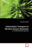 Information Transport in Wireless Sensor Networks