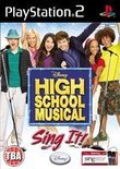 High School Musical Sing It! + Microfoon