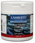Lamberts Pure Visolie 1100 mg - 180 Capsules - Visolie - Voedingssupplement