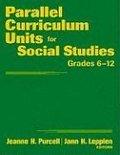 Parallel Curriculum Units for Social Studies