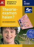 Bromfiets Rijbewijs Am Cd-rom / 400 Examenvragen