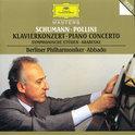 Schumann: Piano Concerto, etc / Pollini, Abbado, Berlin PO