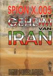 Henk Scheermeijer boek Spion X.005  / Het Geheim Van Iran Paperback 39925106