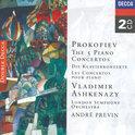 Prokofiev: Piano Concertos 1-5 / Ashkenazy, Previn, LSO