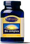 Toppharm Vitamine B6 Folium Complex - 100 Tabletten  - Vitaminen