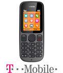 Nokia 100 - Zwart - T-Mobile prepaid telefoon