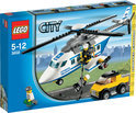 LEGO City Politiehelikopter - 3658