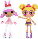 Lalaloopsy Workshop Dubbelset Bunny& Nerd - Pop