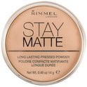 Rimmel Stay Matte Pressed Powder - 008 Cashmere - Powder
