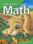 Harcourt School Publishers Math California