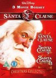 Santa Clause 1 t/m 3 Collection