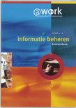 Atwork Informatie beheren Niveau 3 4 Bronnenboek