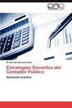 Estrategias Docentes del Contador Publico