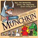 Munchkin Deluxe - Kaartspel