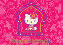 Ravensburger Puzzel: Hello Kitty Indiase Prinses