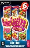 Rollercoaster Tycoon 6 Pack - PC