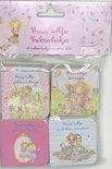 Prinses Lillifee Trakteerboekjes 4 x 4
