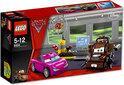 LEGO Cars 2 Takels Spionnenafdeling - 8424