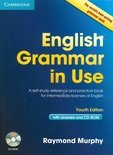 English Grammar in Use with Answers and CD-ROM