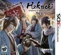 Hakuoki: Memories of the Shinsengumi - 2DS + 3DS