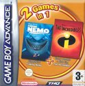 2-Pack - Finding Nemo & Incredibles
