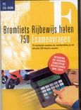 Rijbewijs Halen - Bromfiets (500 examenvragen)