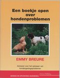 E. Breure boek Een boekje open over hondenproblemen Paperback 34157381