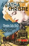 Agatha Christie boek Trein 16:50 En De Spiegel Barstte Paperback 30545116