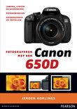 Jeroen Horlings boek Fotograferen met een canon 650D Paperback 9,2E+15