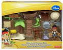 Fisher-Price Jake en de Nooitgedachtland piraten - Schat set
