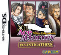Ace Attorney Investigations - Miles Edgeworht
