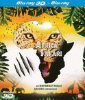 Africa Safari (3D & 2D Blu-ray)