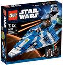 LEGO Star Wars Plo Koon's Jedi Starfighter - 8093