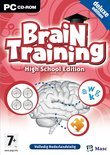 Brain Training, High School Edition (deluxe Edition)