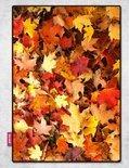 Smoeck Vloerkleed - Herfstbladeren 04 200x200 cm